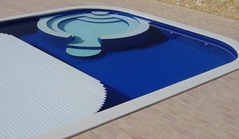 Ingerpool cubiertas para piscinas en todos los colores for Cubiertas para piscinas madrid
