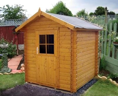 Casetas de jard n prefabricadas un segundo hogar ideal for Casetas de madera para jardin baratas segunda mano